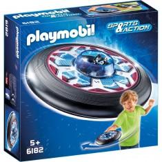 Playmobil 6182 : Sports & Action : Extraterrestre avec soucoupe volante