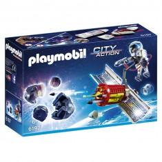 Playmobil 6197 : City Action : Satellite avec laser et météoroïde