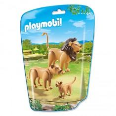 Playmobil 6642 - City Life : Famille de lions