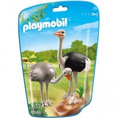 Playmobil 6646 - City Life : Autruches et nid