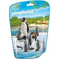 Playmobil 6649 - City Life : Famille de pingouins
