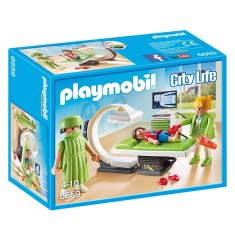 Playmobil 6659 : City Life : Salle de radiologie