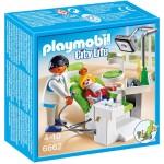 Playmobil 6662 - City Life : Cabinet de dentiste