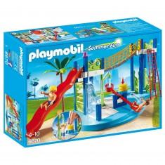Playmobil 6670 : Summer Fun : Aire de jeux aquatique