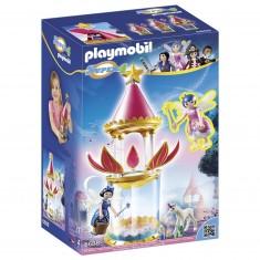 Playmobil 6688 : Super 4 : Tourelle musicale avec Etincelle