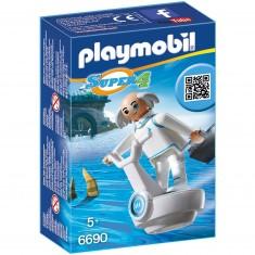 Playmobil 6690 : Super 4 : Docteur X