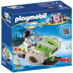 Playmobil 6691 : Super 4 : Sky Jet