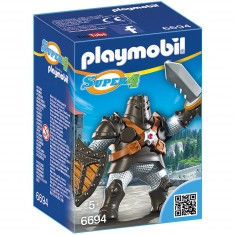 Playmobil 6694 :  Super 4 : Colosse Noir