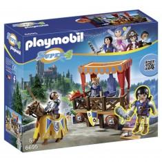 Playmobil 6695 :  Super 4 : Tribune royale avec Alex