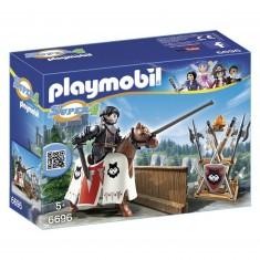 Playmobil 6696 :  Super 4 : Rypan - gardien du Baron Noir