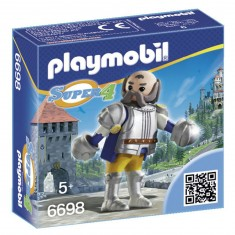 Playmobil 6698 :  Super 4 : Sire Ulf le garde royal