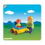 Playmobil 6749 : Maman avec poussette