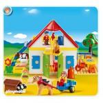 Playmobil 6750 : Coffret Grande ferme 1.2.3