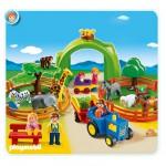 Playmobil 6754 : Coffret Grand Zoo 123