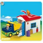Playmobil 6759 : Camion avec garage