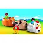 Playmobil 6767 - Train des animaux
