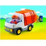 Playmobil 6774 : Camion poubelle 1.2.3