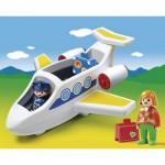 Playmobil 6780 - Avion de ligne