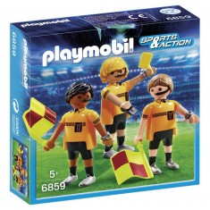 Playmobil 6859 : Sports & Action : Trio arbitral