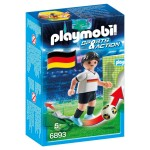 Playmobil 6893 : Sports & Action : Joueur de football allemand