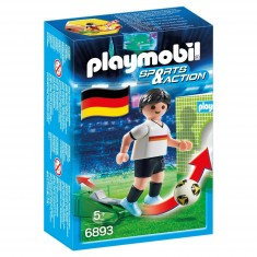 Playmobil 6893 : Sports & Action : Joueur de football allemand