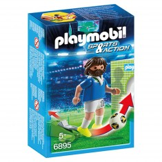 Playmobil 6895 : Sports & Action : Joueur de foot Italien