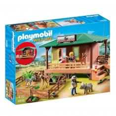 Playmobil 6936 : Wild Life : Centre de soins pour animaux de la savane
