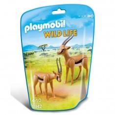 Playmobil 6942 : Wild Life : Gazelles
