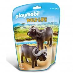 Playmobil 6944 : Wild Life : Buffles de la savane
