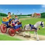 Playmobil 5226 : Calèche avec famille