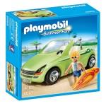 Playmobil 6069 : Surfeur et voiture décapotable