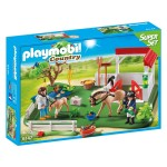 Playmobil 6147 : SuperSet : Paddock avec chevaux