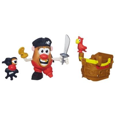 Bateau monsieur patate monsieur patate pirate playskool - Monsieur pirate ...