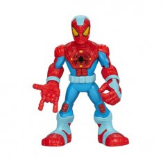 Figurine Spiderman Action avec armure