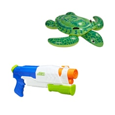 Jeux d'eau et Piscine