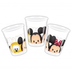 Gobelets Tsum-Tsum : Disney x8