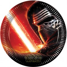 Assiettes Star Wars VII