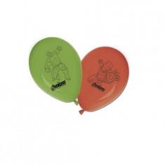 Ballons de baudruche Avengers : 8 ballons de fête