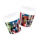 Gobelets Avengers Power x8