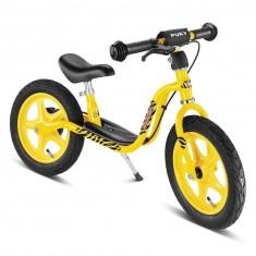 Bicycle / Draisienne LR 1 Br - Jaune et noir avec frein