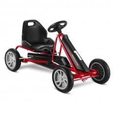 Kart à pédales : F20 L rouge : Go Karts
