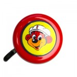 Sonnette Rouge pour Tricycles Puky
