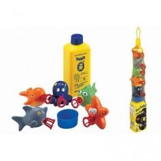 Bulles de savon Pustefix Mini Bubbelix : Animaux de la mer