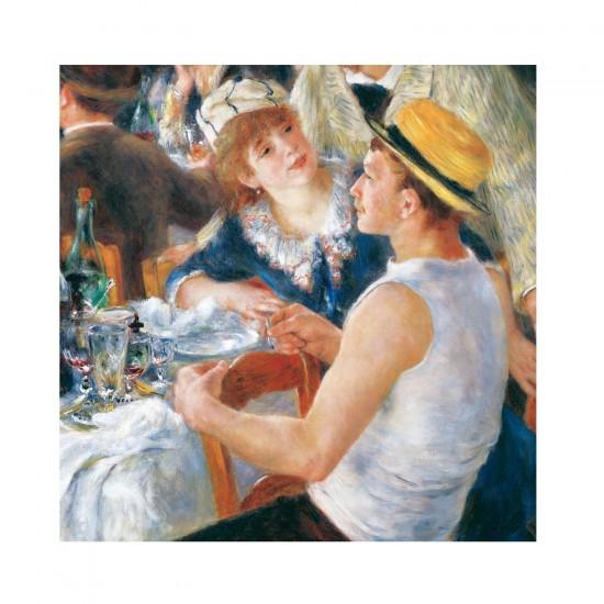Puzzle d'art en bois 30 pièces Michèle Wilson - Renoir : Les amoureux - PMW-Z35