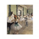Puzzle d'art en bois 250 pièces Michèle Wilson - Degas : La classe de danse