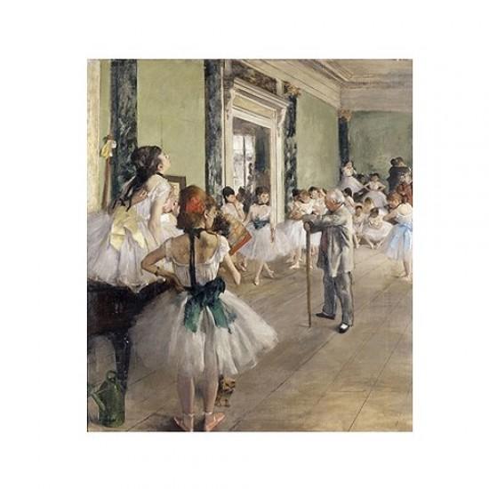 Puzzle d'art en bois 250 pièces Michèle Wilson - Degas : La classe de danse - PMW-A112-250