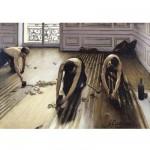 Puzzle d'art en bois 300 pièces Michèle Wilson-Grosses Pièces-Caillebotte : Les raboteurs de parquet