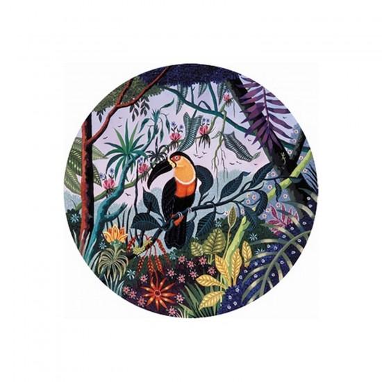 Puzzle d'art en bois 150 pièces Michèle Wilson - Toucan Ariel - PMW-A505-150