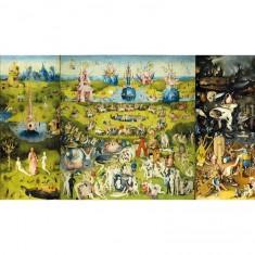 Puzzle d'art en bois 1800 pièces Michèle Wilson : Jardin des délices