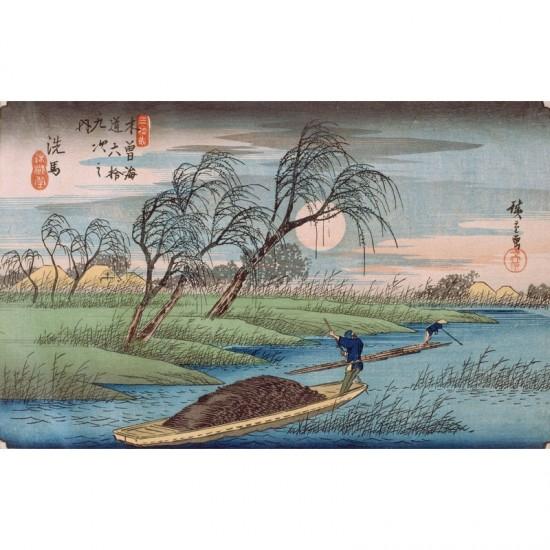 Puzzle d'art en bois 1800 pièces Michèle Wilson : Seba - PMW-A991-1800
